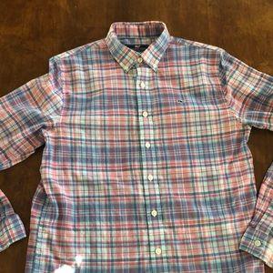 Vineyard Vines Whale Shirt Boys XL (18)